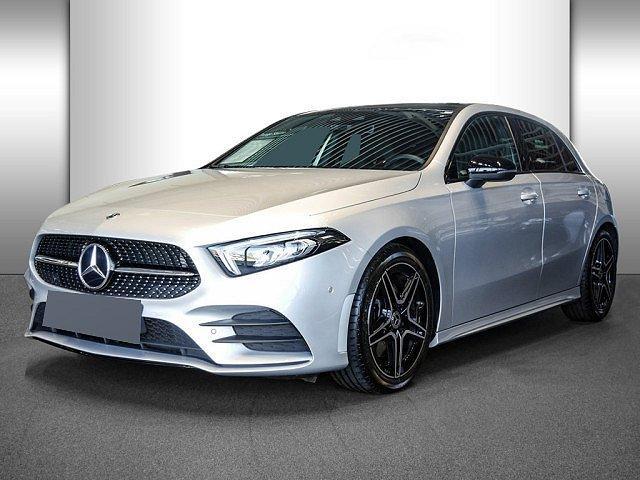 Mercedes-Benz A-Klasse - A 220 AMG Line Night Pano NaviPrem. LED+ Kamera