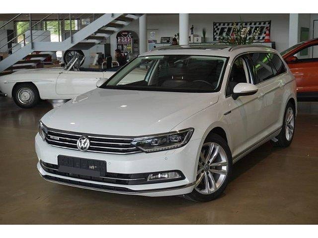 Volkswagen Passat Variant - Highline 4Mot 2.0TSI DSG Leder LED