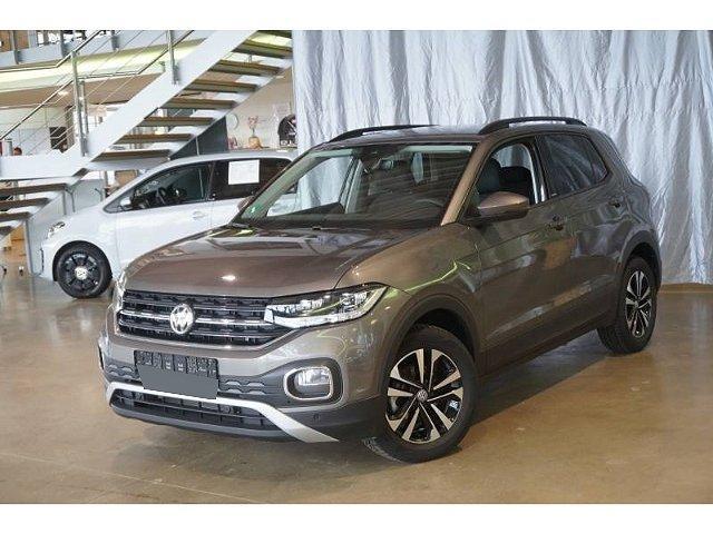 Volkswagen T-Cross - UNITED 1.5TSI*DSG ACC LED Kamera AHK SHZ