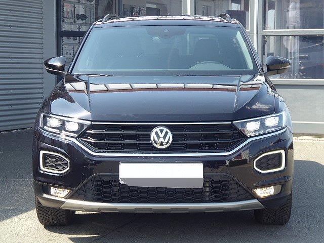 Volkswagen T-Roc - Sport TSI +17 ZOLL+ACC+KAMERA+BLIND SPOT