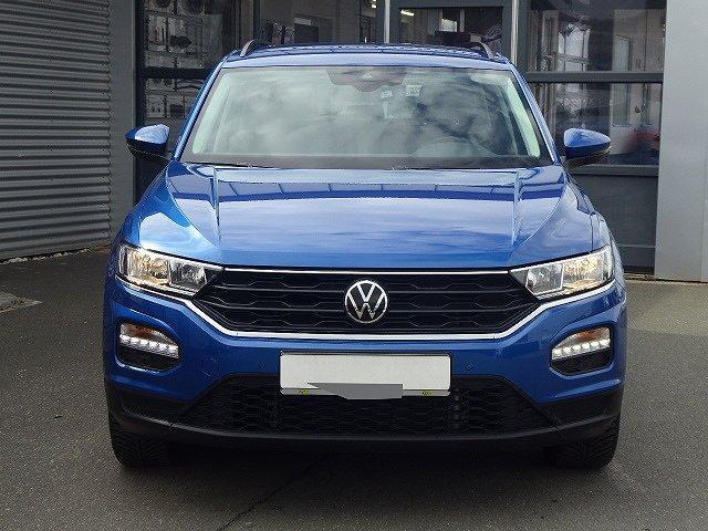 Volkswagen T-Roc - TSI +ACC+LICHTSICHT+CLIMATRONIC+SPURHALTE