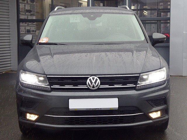 Volkswagen Tiguan - Highline TDI DSG +18 ZOLL+SPURHALTEASSIST