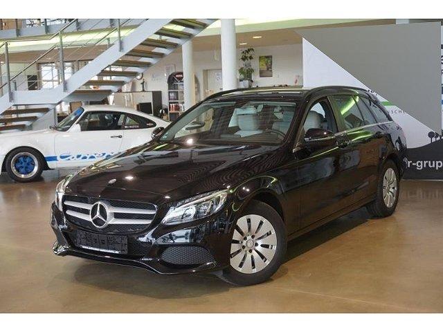 Mercedes-Benz C-Klasse - C 220 d T-Mod. BlueTEC G-Tronic LED Navi e-Sitze