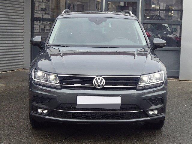 Volkswagen Tiguan - Highline TDI DSG +18 ZOLL+PARKLENKASSISTE