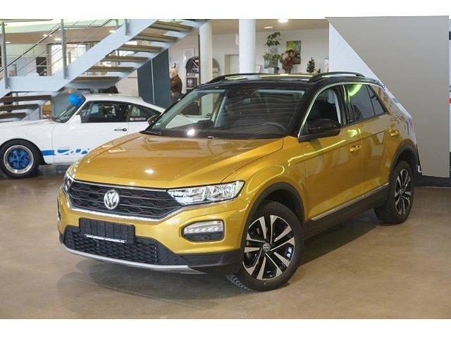 Volkswagen T-Roc - IQ.DRIVE 1.6TDI*ACC Panodach Navi Spurass.