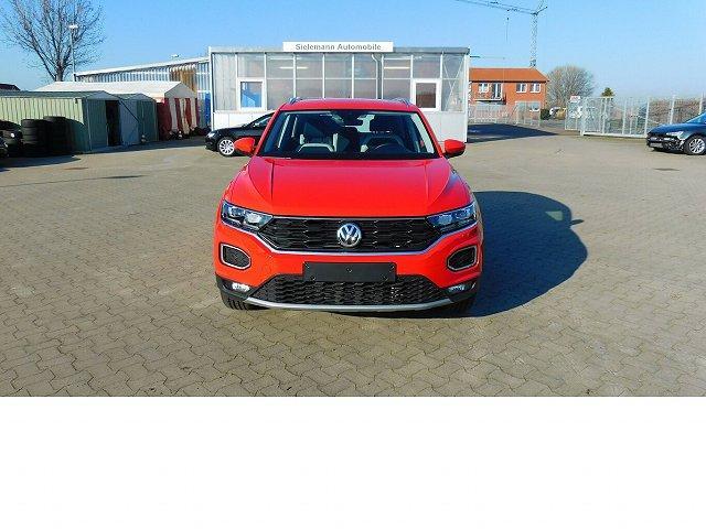 Volkswagen T-Roc - 1.5 Active Highline Navi TSI DSG Klima