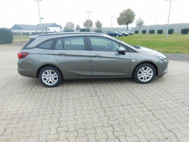 Opel Astra Sports Tourer - 1.6 Edition CTDI NAVI Klima