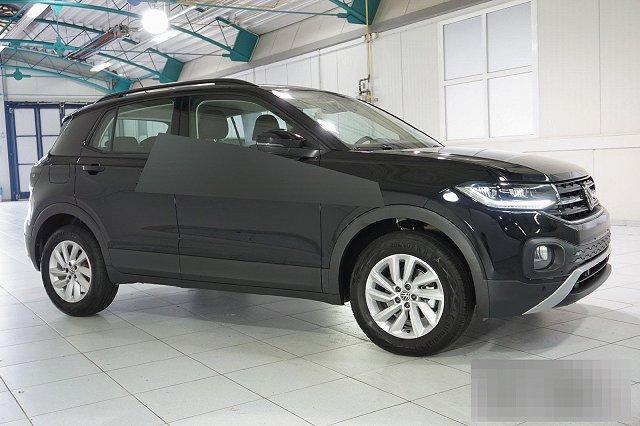 Volkswagen T-Cross - 1,0 TSI OPF DSG LIFE LED SICHTPAKET WINTERPAKET LM16