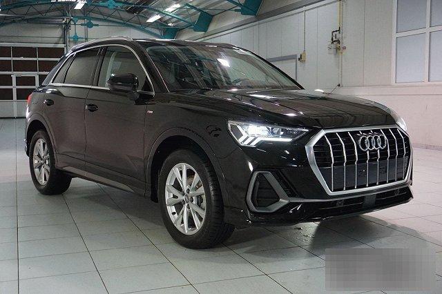 Audi Q3 - 35 TFSI S-TRONIC S-LINE NAVI LED KAMERA PANO AHK LM18