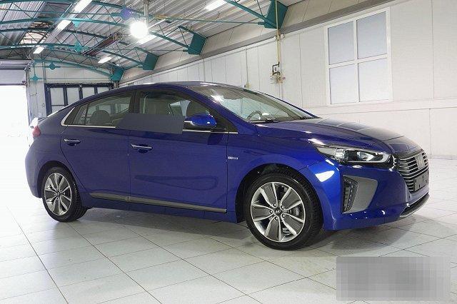 Hyundai IONIQ - HYBRID 1,6 GDI PREMIUM NAVI LEDER BI-XENON FAHRASSISTENT SMARTLIN