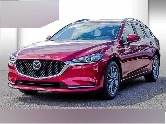 Mazda Mazda6 Kombi - 6 SKYACTIV-G 165 Drive Exclusive-Line ACT- LED Navi Dyn. Kurvenlicht HUD PDCv+h