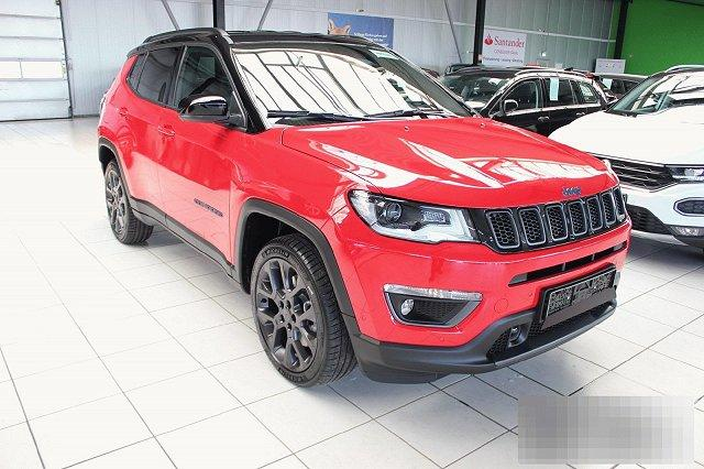 Jeep Compass - PLUG-IN HYBRID 4XE S + WARTUNG