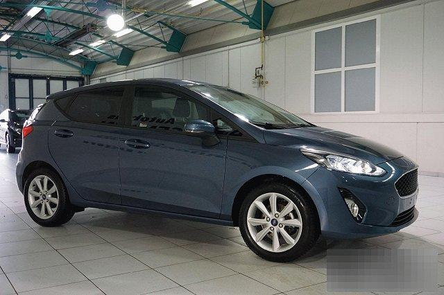 Ford Fiesta - 1,0 ECOBOOST 5T COOLCONNECT NAVI LED LM16