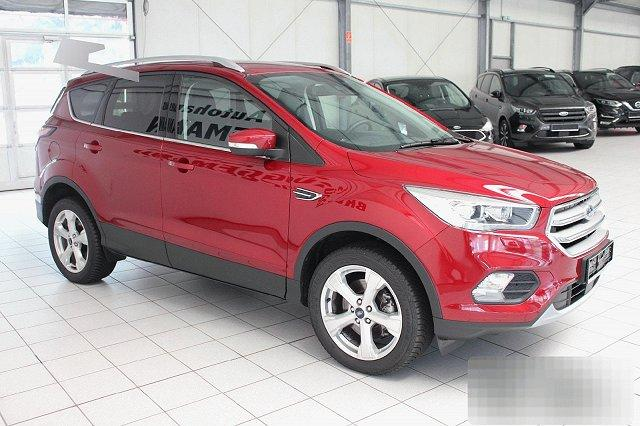 Ford Kuga - 2,0 TDCI ALLRAD MJ2020 TITANIUM NAVI XENON SOUND LM18