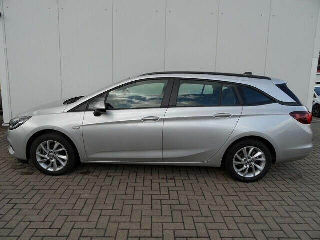 Opel Astra Sports Tourer - 1,5 Edition+Navi+Alu+PDC+AT