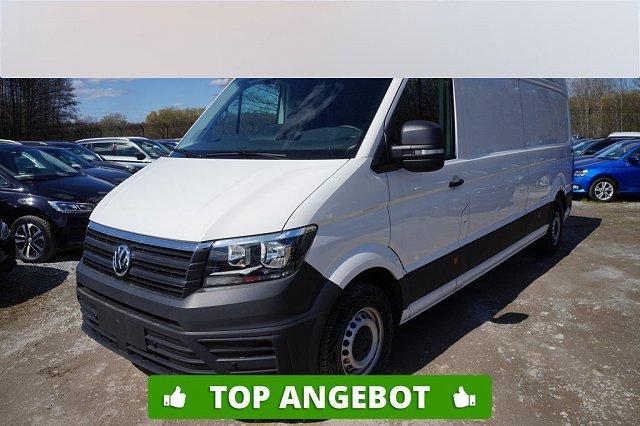Volkswagen Crafter - Kasten 35 lang Hochdach FWD*Navi*