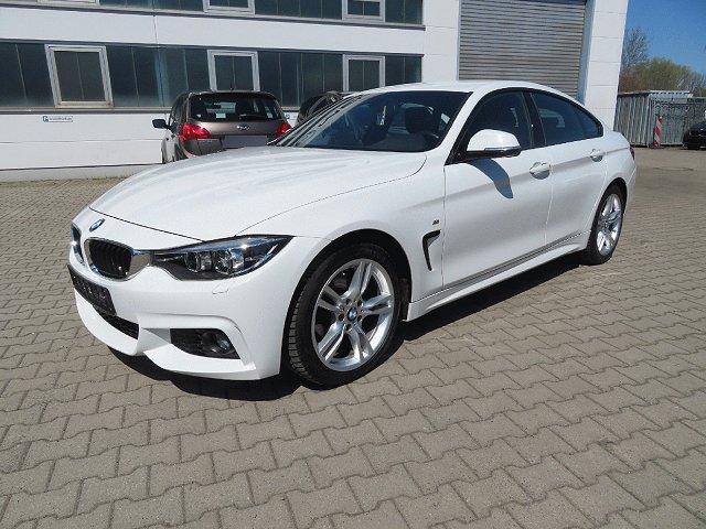 BMW 4er Gran Coupé - 420 i M Sport*Navi*Tempomat*PDC*