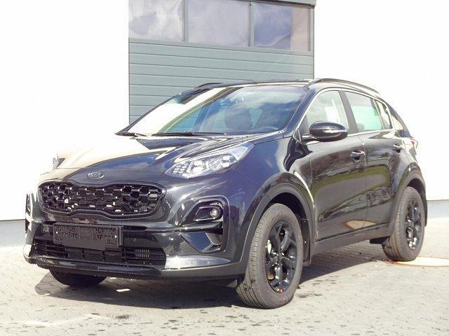 Kia Sportage - Black Edition 1,6 T-GDI 130kW 2WD Smart-Key 2021
