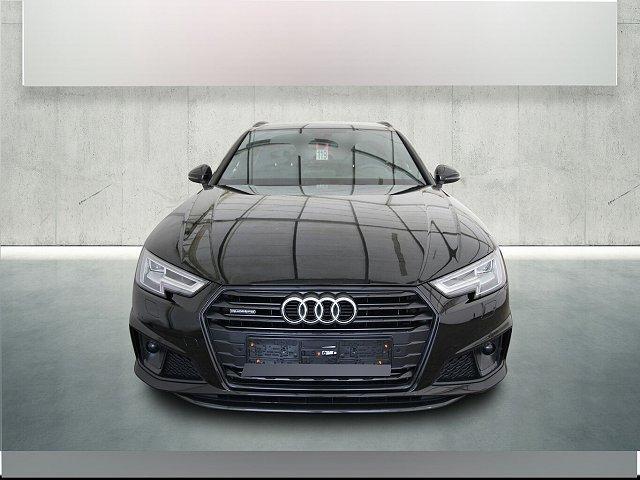 Audi A4 Avant - 40 TDI quattro sport S-Line Black LED
