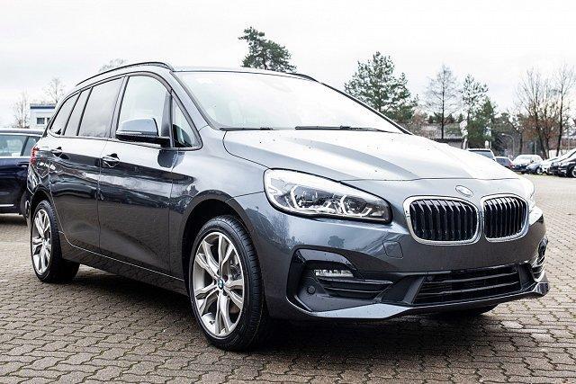 BMW 2er Gran Tourer - 216 *SPORT LINE*7-SIT/18/KAM/UPE:43