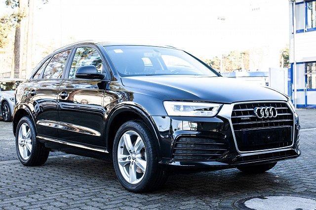 Audi Q3 - *S-LINE*2.0 TDI quat S-TRO/PANO/NAV/KESSY/LED