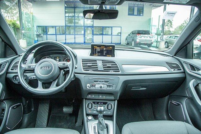 Audi Q3 DESIGN 2.0TDI S-TRONIC *S-LINE*+PANO+NAVI+LED