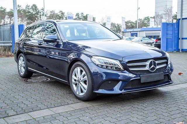 Mercedes-Benz C-Klasse - C 200 d T/Kombi*AVANTGARDE*AUTOM*/LED/KAM/*AHK*