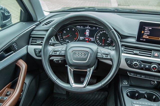 Audi A4 Avant DESIGN 2.0TDI S-TRONIC*+LEDER+AHK+NAVI*