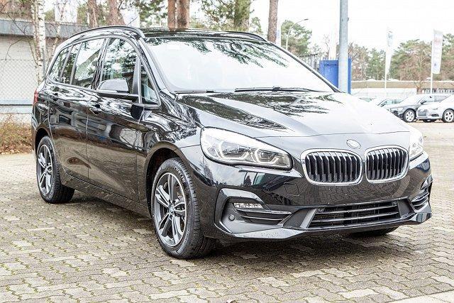BMW 2er Gran Tourer - 216 *SPORT LINE*7-SIT/17/NAV/UPE:41