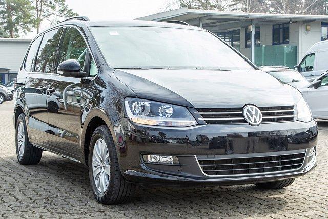 Volkswagen Sharan - COMFORT 2.0TDI DSG*+STHZ+LEDER+7SITZ+PAN*