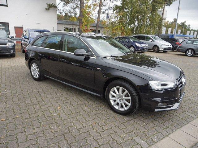 Audi A4 Avant - 1.8 TFSI *S-LINE* NAVI/SHZ/XENON/3-ZONEN