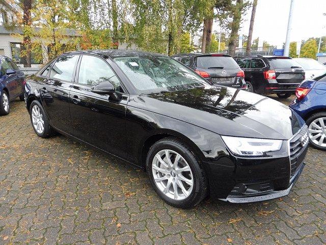 Audi A4 Limousine - Limo 2.0 TDI S-TRONIC *QUATTRO* +NAVI+LED+ACC