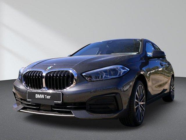 BMW 1er - 118d 5-Türer Aut BusinessProf Comfort Advantage