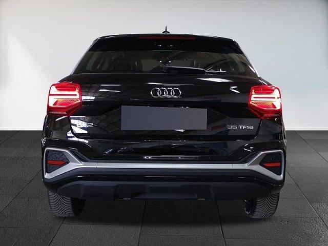 Audi Q2 S line 35 TFSI 110(150) kW(PS) kW