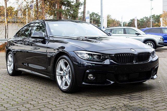 BMW 4er - 420d Gran Coupè *M-SPORT*STEPT*NAV/LED/ACC/UPE61