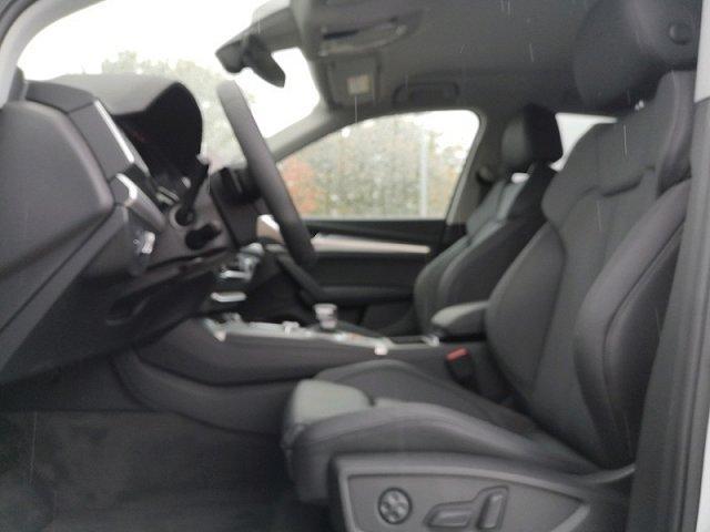 Audi Q5 design 50 TDI quattro 210(286) TD