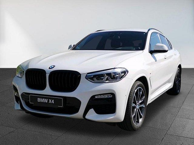 BMW X4 - xDrive30d M-Sport Innovation ParkingAssistant