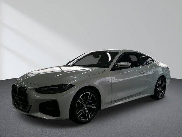 BMW 4er - 420d xDrive Coupé Sport-Aut M-Sport BusinessProf