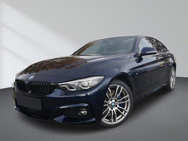 BMW 4er - 440i xDrive Gran Coupé Sport-Aut. M Sport ACC Performance Abgasanlage