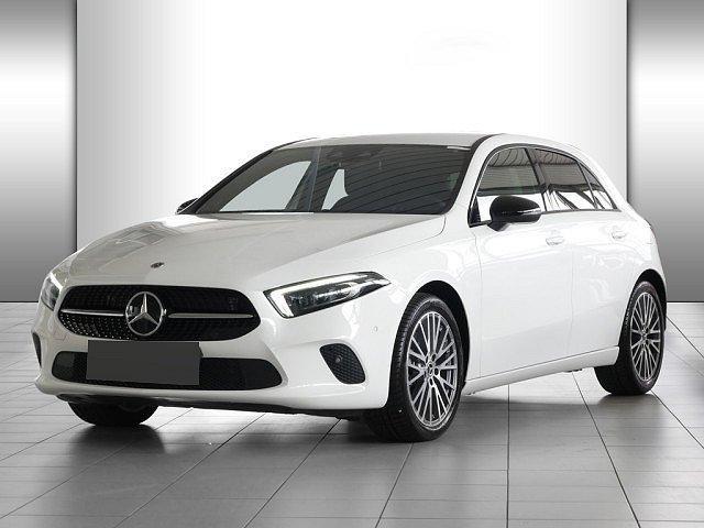 Mercedes-Benz A-Klasse - A 220 d Progressive Night LED Navi Spurh.-Ass.
