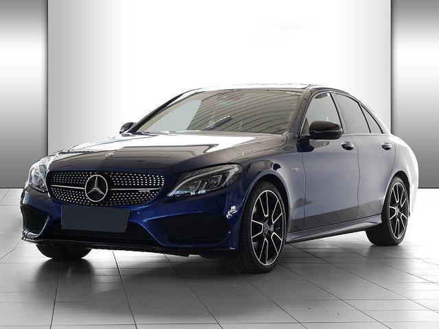 Mercedes-Benz C-Klasse AMG - C 43 4M Night LED Pano Navi SHD Kamera Sound