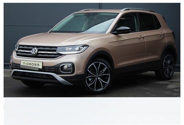 Volkswagen T-Cross - Style 1,5 l TSI DSG Lane Assist PDC AID