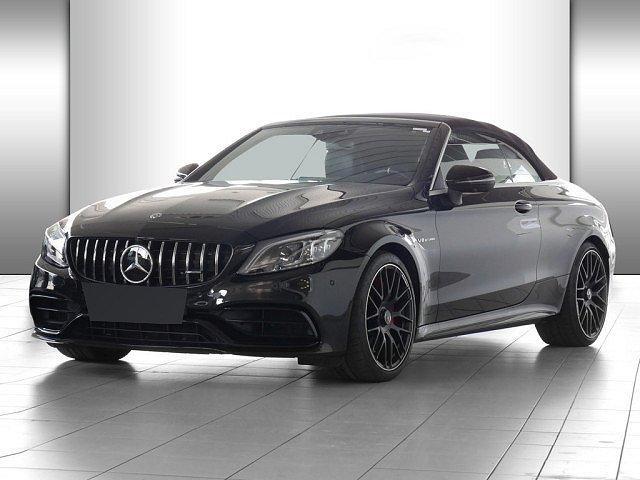 Mercedes-Benz C-Klasse AMG - C 63 S Cabrio Performance Vmax Night 360°