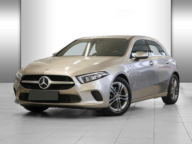 Mercedes-Benz A-Klasse - A 220 Progressive 4M AHK Abstandstemp. LED Navi