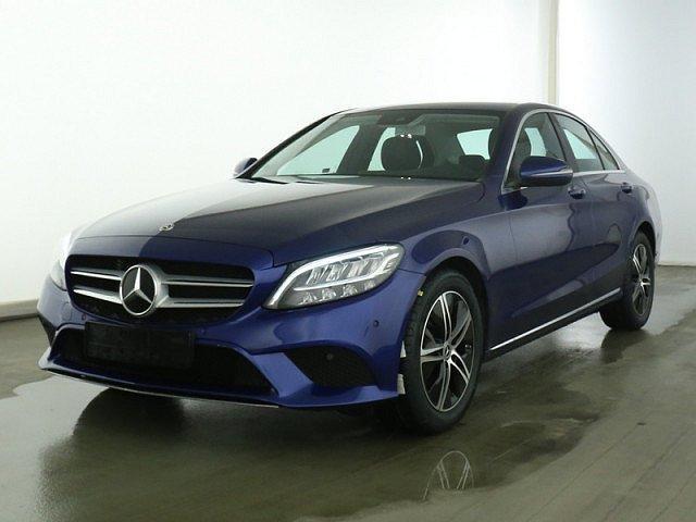 Mercedes-Benz C-Klasse - C 180 Avantgarde LED+ Kamera Spur-P. Navi