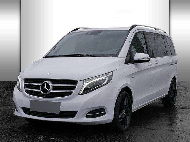 Mercedes-Benz V-Klasse - V 250 d 4M Avantgarde Edtion Navi AHK LED Kamera
