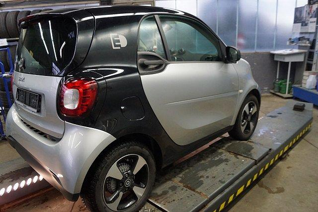 Smart fortwo - electric drive CoolAudio LED