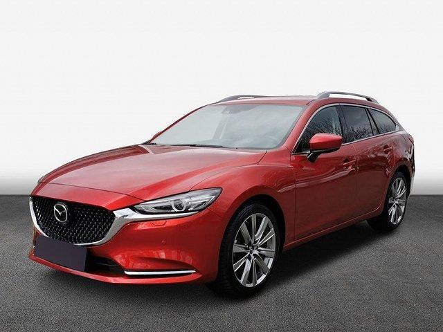 Mazda Mazda6 Kombi - 6 SKYACTIV-G 165 i-ELOOP Sports-Line