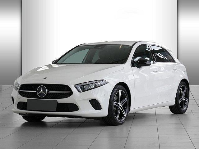 Mercedes-Benz A-Klasse - A 200 Progressive Night LED Navi Kamera Spurh.-A