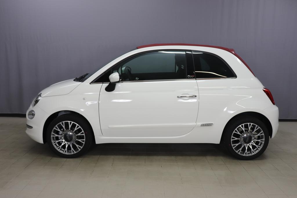 1.0 GSE N3 500C Cabrio Star BSG Hybrid 6GANG Re 6.4.  bez. 23.4.268 Weiß